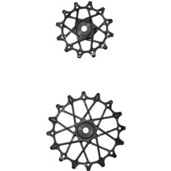 Garbaruk Derailleur Pulleys for Shimano (Set - 11T + 16T (for 11 sp. GARBARUK cage)
