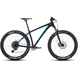 Niner Air 9 - 2-star - Black/Cyan