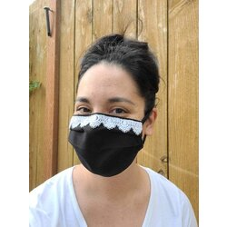 SewEco Mercantile Pleated Cloth Mask