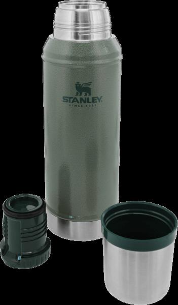 Stanley Bottle Classic Vac 1.0qt Green