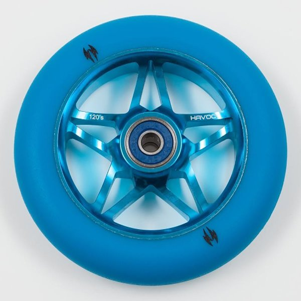 Havoc Scooters 120MM Wheel Spoked