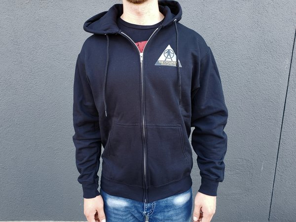 CyclePath Hoodie Zip Up CP Wars