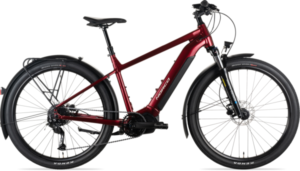 Norco Indie VLT 1 Step-Over