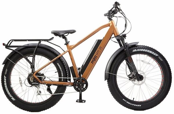 MJM Bikes Copper Fat Bike MTF20