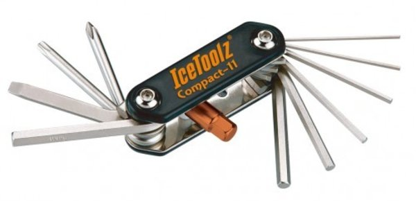 IceToolz Multi Tool CyclePath Logo