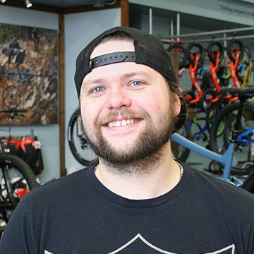 Dan Haughain - bike fitter