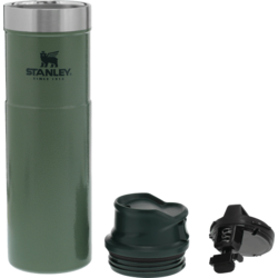 Stanley Travel Mug Trigger Action 20oz Green