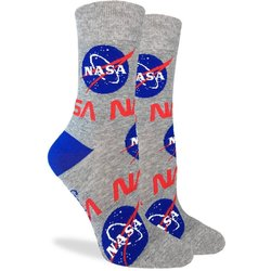 Good Luck Socks Womens Nasa