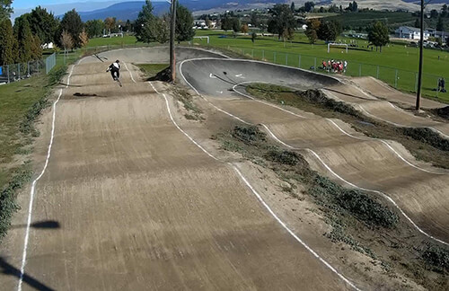 Kelowna BMX Track