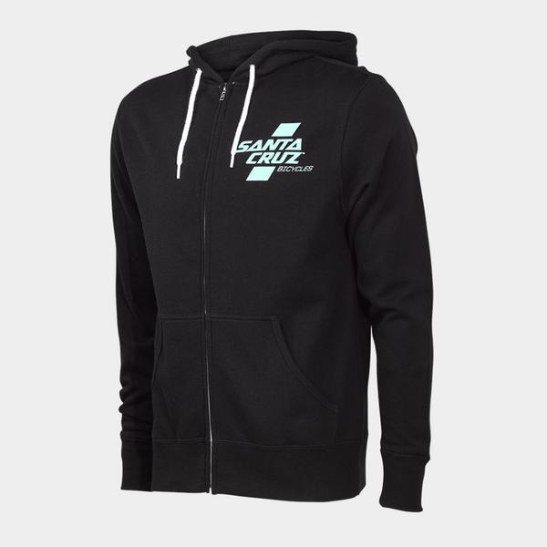 Santa Cruz Parallel Zip Hoodie