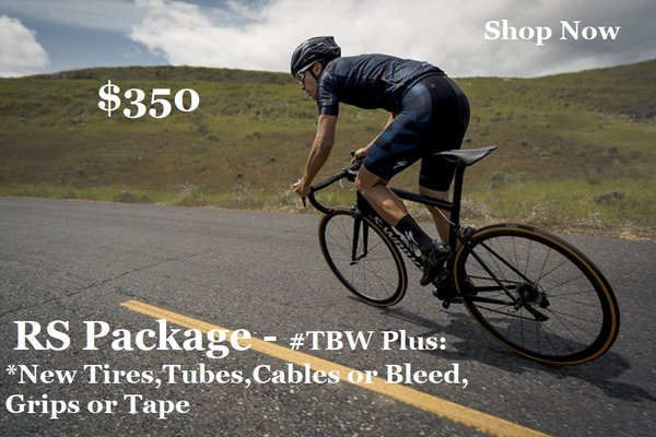 Bikeway Bicycles RS Pro Package