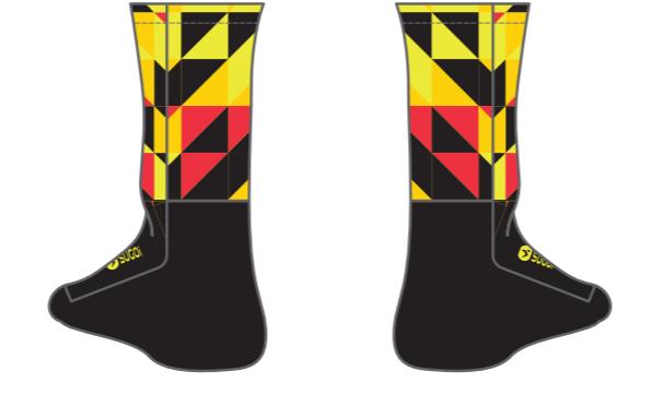 Bikeway Bicycles Team Clothing 2018 Socks