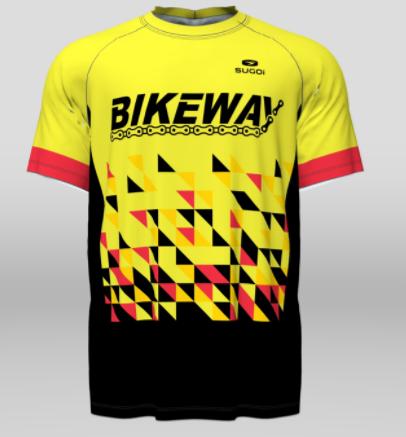 Bikeway Bicycles Team Clothing 2018 Turbo Tee