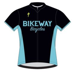 Bikeway Bicycles Custom RBX Womens Jersey