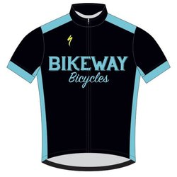 Bikeway Bicycles Custom RBX Mens Jersey