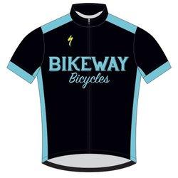 Bikeway Bicycles Custom RBX Mens Jersey