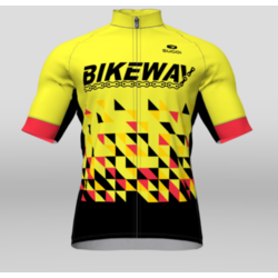 Bikeway Bicycles Team Clothing 2018 Mens Evolution Jersey