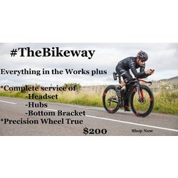 Bikeway Bicycles #TheBikeway