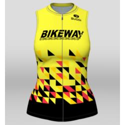 Bikeway Bicycles Team Clothing 2018 Womens RS Tri Top