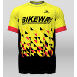 Bikeway Bicycles Team Clothing 2018 Turbo Tee