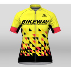 Bikeway Bicycles Team Clothing 2018 Womens Evolution Jersey