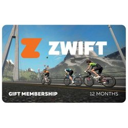 Zwift Zwift 12 Month Membership Card