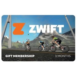 Zwift Zwift 3 Month Membership Card