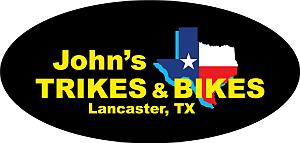 John's Trikes & Bikes Logo