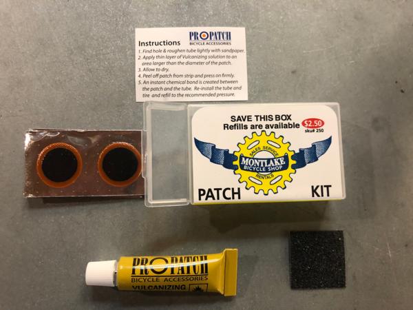 Pro Patch MBS Patch Kit