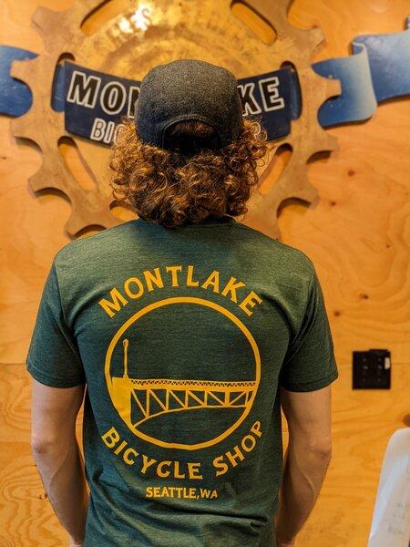 QuikTurn MBS Montlake Bridge T-Shirt