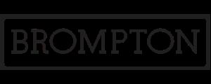 Brompton logo.