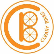 Cleary Bikes logo.