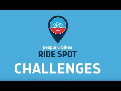 People for Bikes logo.