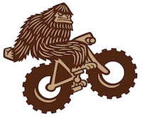 Dirty River Bicycle Works Logo