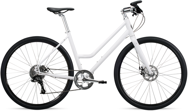 Roll Bicycle Company A:1 Adventure Bike Step Thru