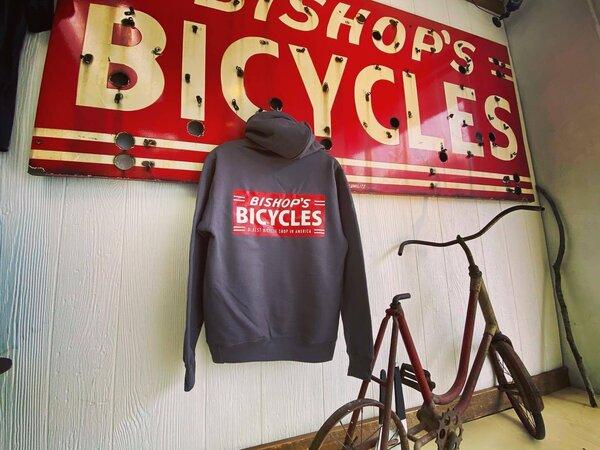 Bishop's Bicycles Bishop's Bicycles HB Retro Sweatshirt