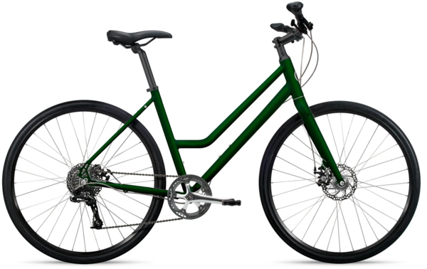 Roll Bicycle Company C:1 City Bike Step Thru