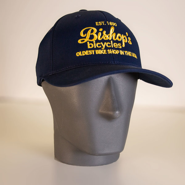 Bishop's Bicycles Bishop's Bicycles Flex Fit Cap