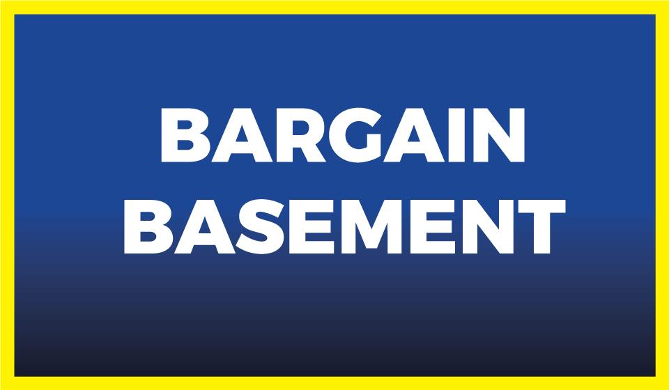 Bargain Basment
