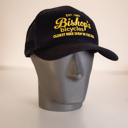 Bishop's Bicycles Bishop's Bicycles Trucker Hat