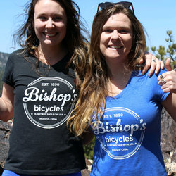 Bishop's Bicycles Bishop's Bicycles GL T-Shirt V-Neck