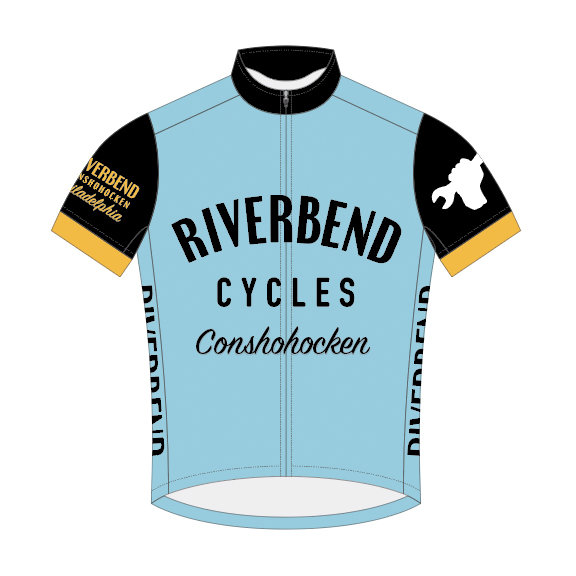 Riverbend Cycles Riverbend Cycles Custom Jersey - Men's