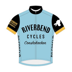 Riverbend Cycles Riverbend Cycles Custom Jersey - Men's