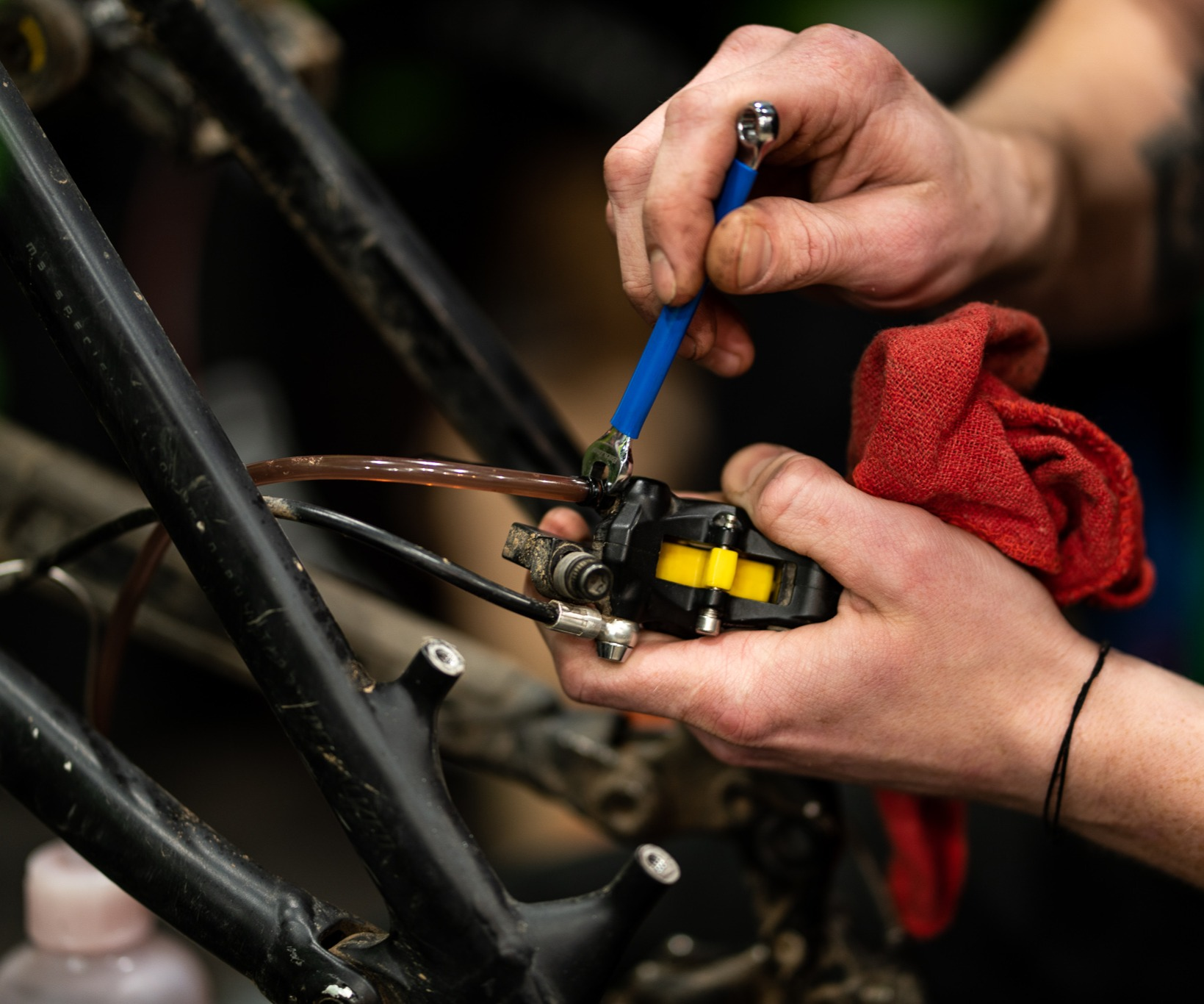 Apply for Bicycle Mechanic Positions at Progression Cycle