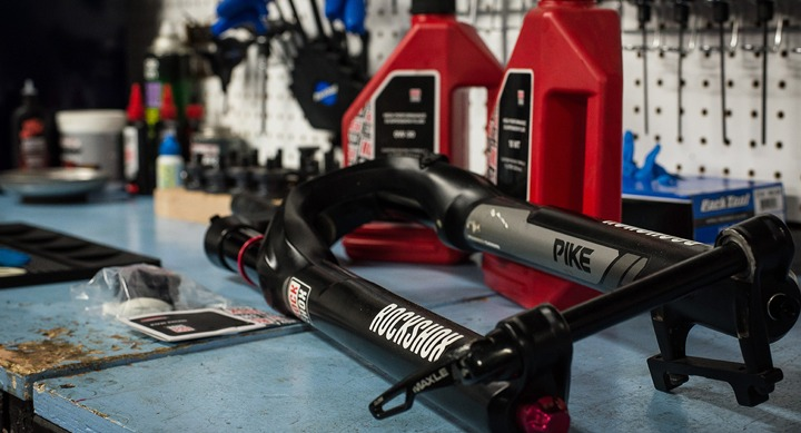 Rockshox Pike ready for service