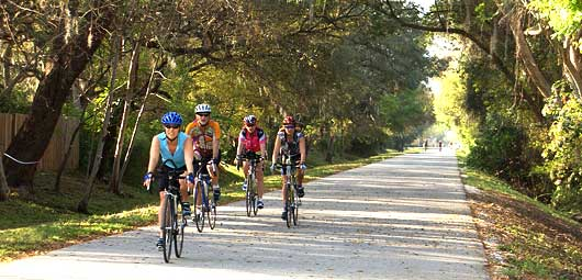 Pinellas Bike Trail