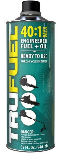 TruFuel 40:1 Mix Engineered Fuel + Oil