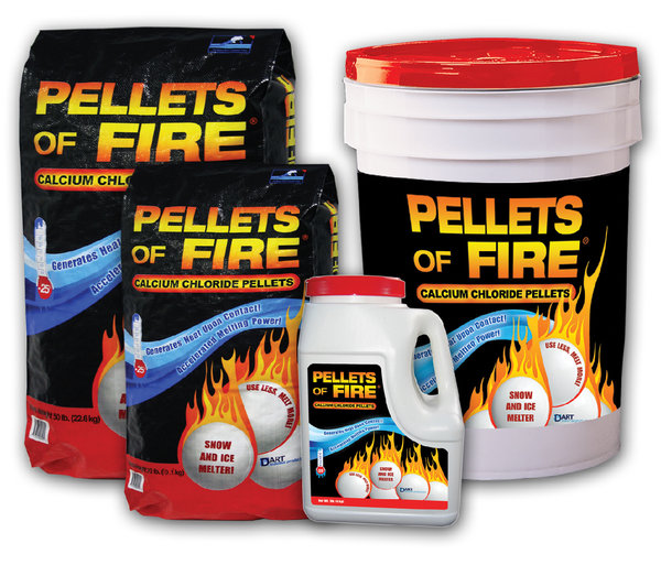Dart Seasonal Products Pellets Of Fire