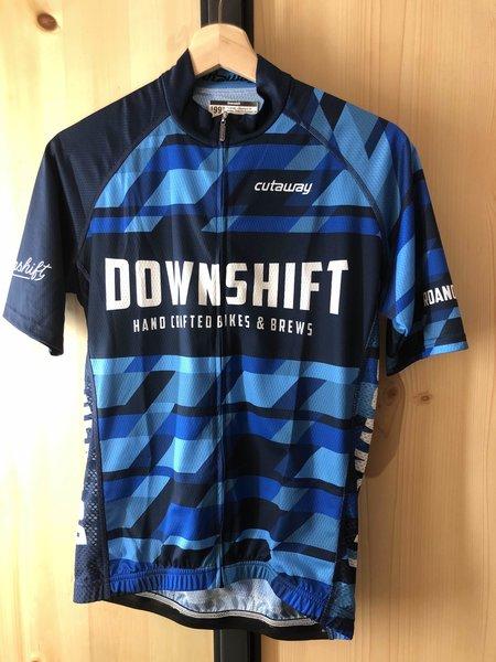 Cutaway Downshift Short Sleeve Jersey, Club Fit