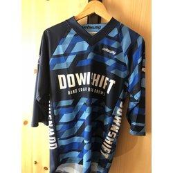 Cutaway Downshift Enduro Jersey